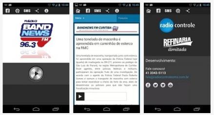 APLICATIVO BANDNEWS FM CURITIBA 2 OK